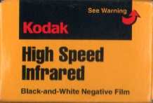 Kodak HIE 35mm