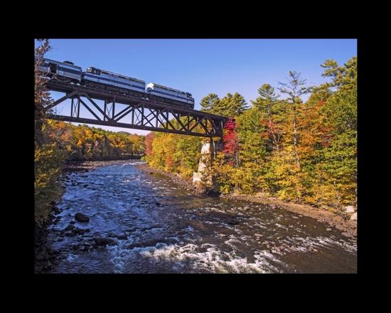 Saratoga and North Creek Railroad 2.  Nikon Df camera, Vivitar 19mm f/3.8 lens.  Photo by Chuck Miller.