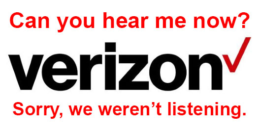 "Verizon reneges on its ""unlimited data"" plan"