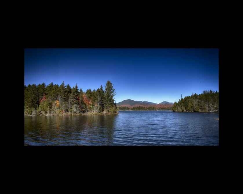 The Boreas Ponds. Nikon Df camera, Vivitar 19mm f/3.8 lens. Photo by Chuck Miller.