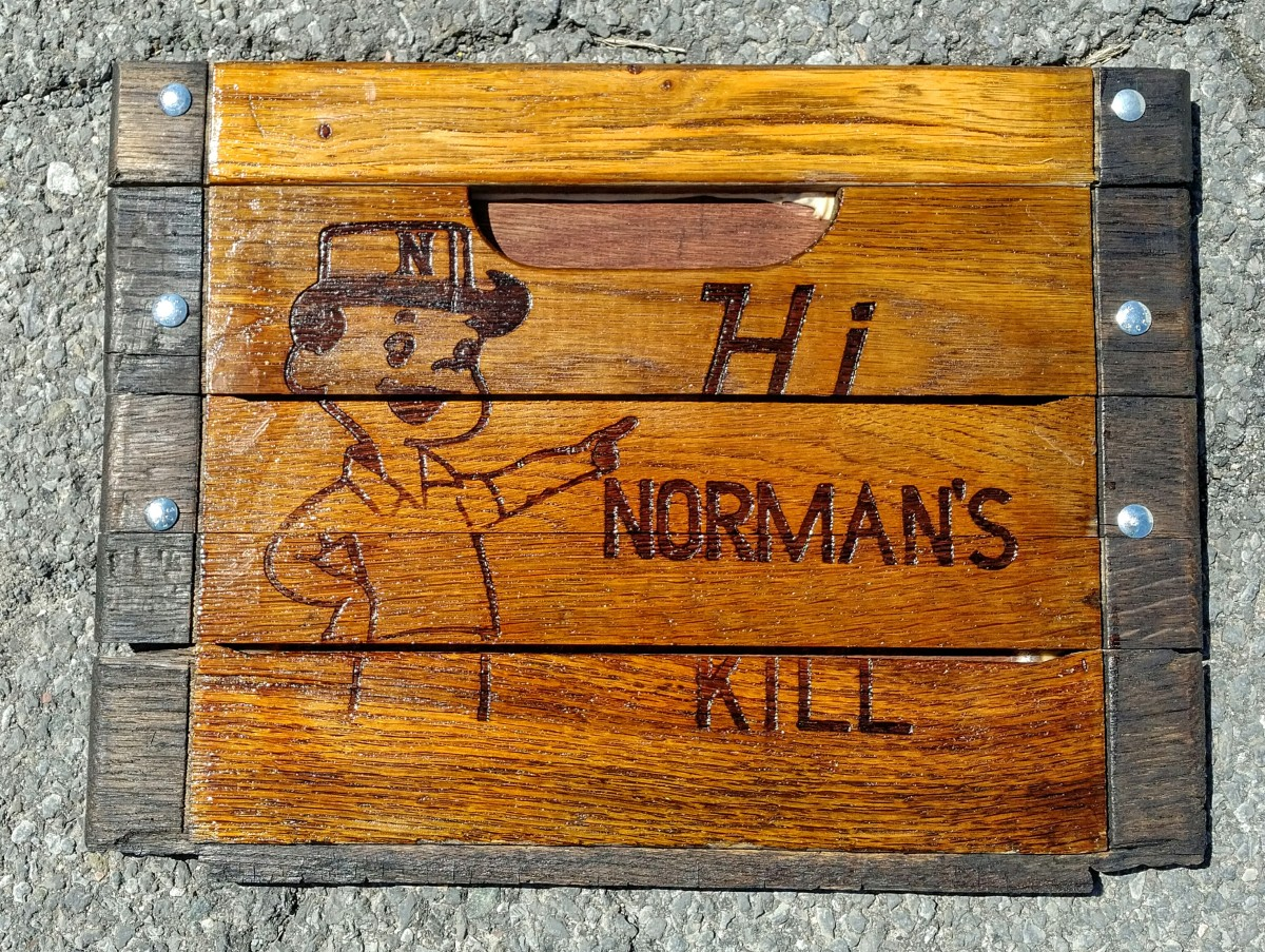 A Delivery from Norman's Kill Dairy (Conclusion)