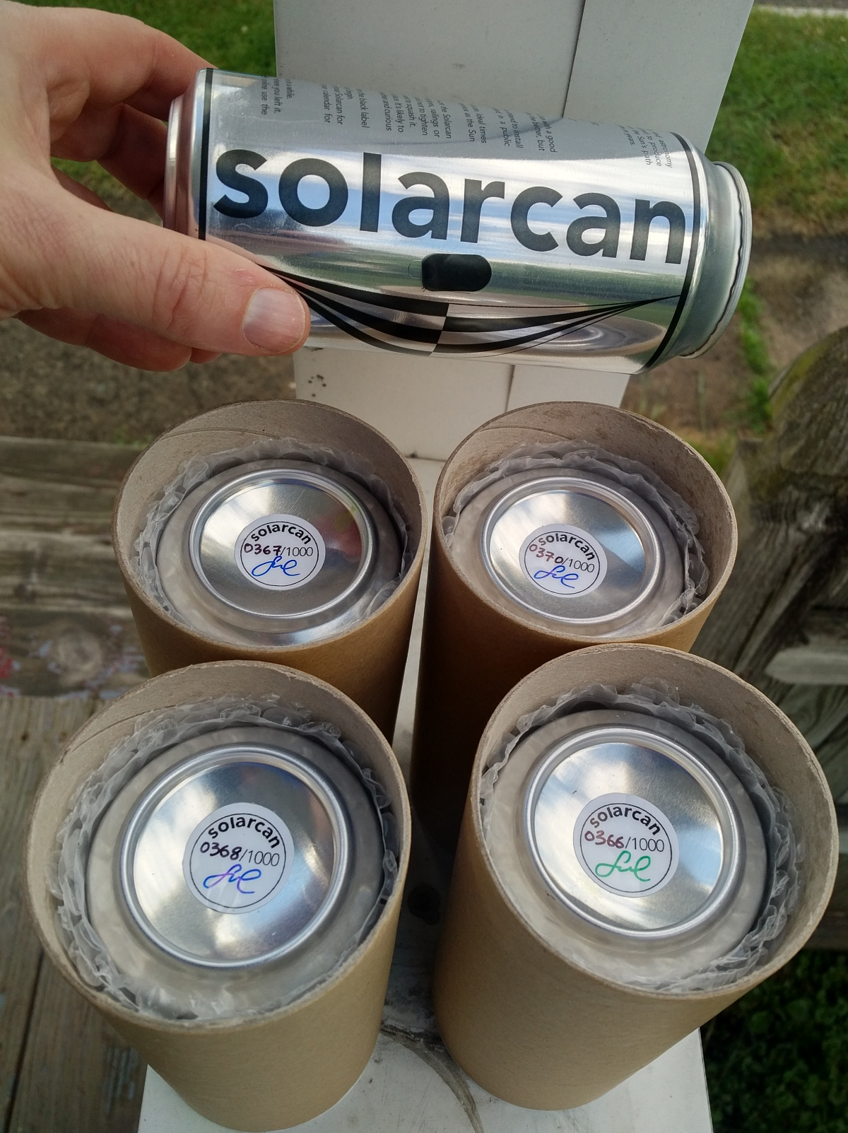 The Contents of Solarcan#367