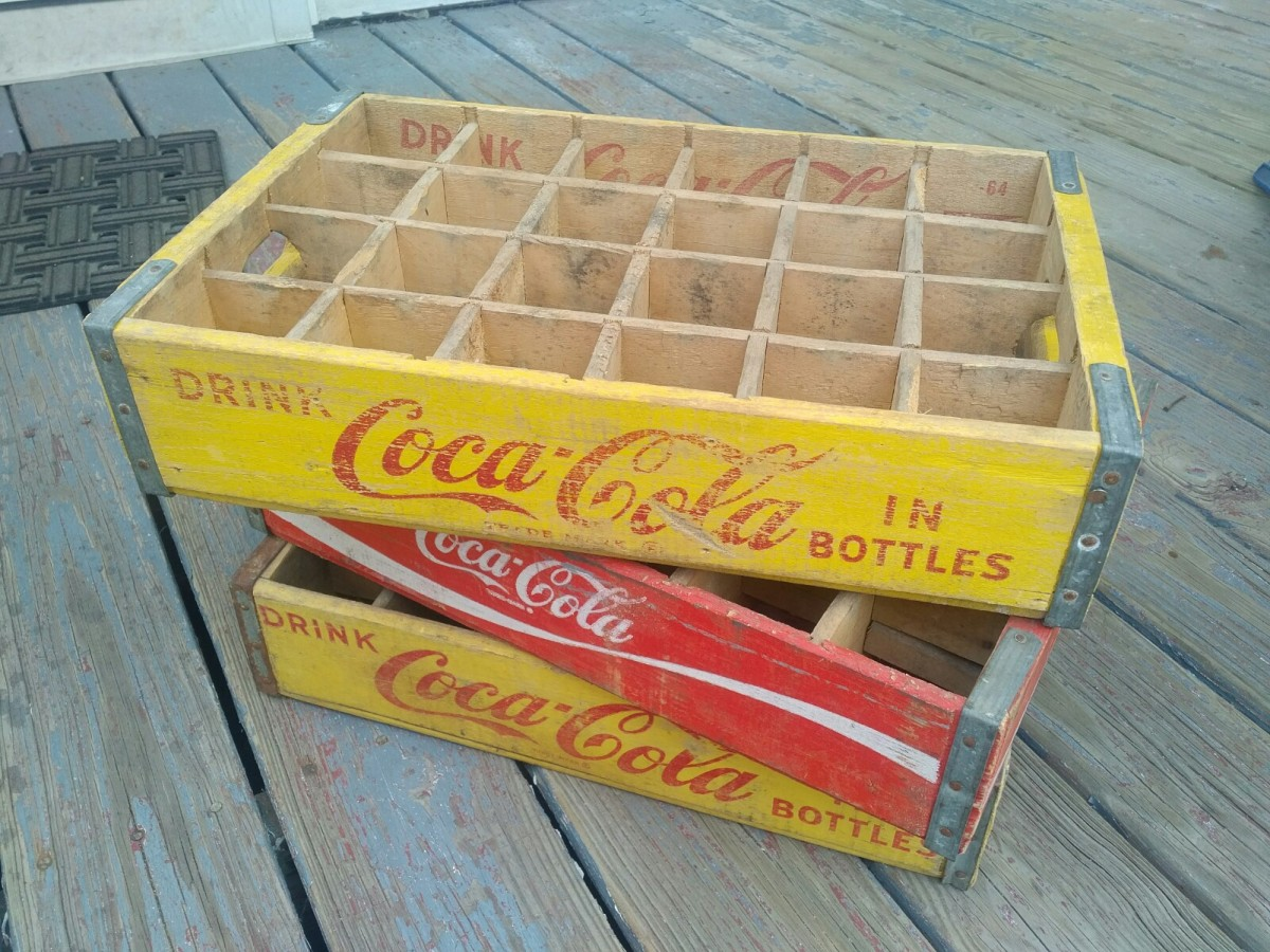 The Coca-Cola Hope Chest: Part 1
