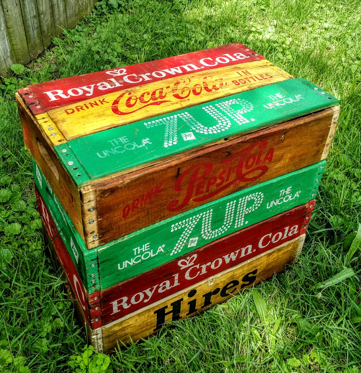 The New Soda Crate Hope Chest (complete with how-to video)