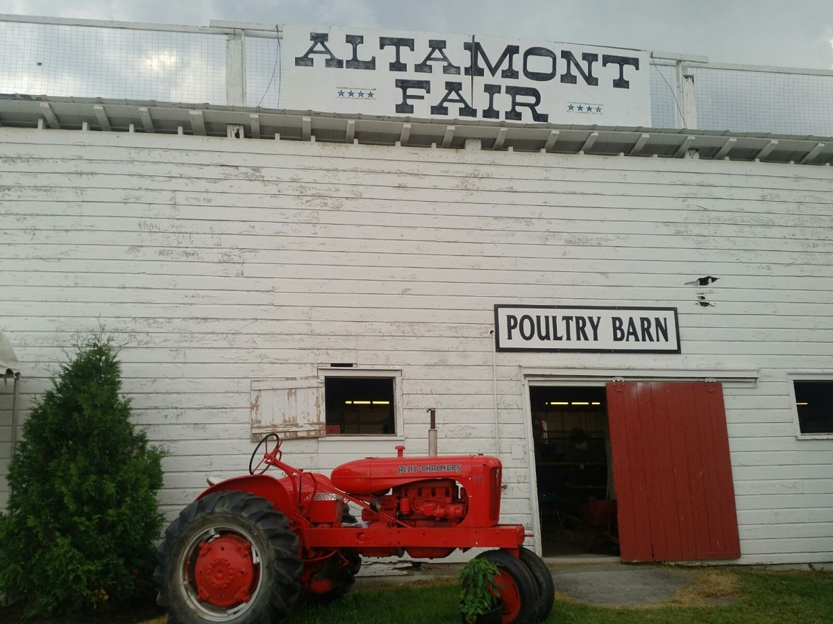 My 2017 Altamont Fair results